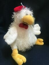 New Webkinz Chicken Hm205 Comes With Codes Attached To Plush
