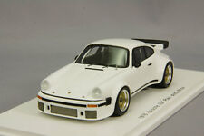 Spark 1:43 Porsche 934 1974 Plain Body White from Japan