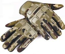 Mechanix MPact Military Tactical Army  Combat Assault Gloves Camouflage  Size L