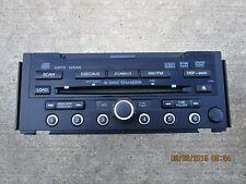 09 ACURA RDX 2.3L I4 MPI 4D SUV 6 DISC CD MP3 AUX DVD PLAYER SIRIUS RADIO AM FM