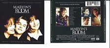 MARVIN's ROOM ~ score + sdtk -- Rachel Portman (1996) -- V/G cd + case + insert