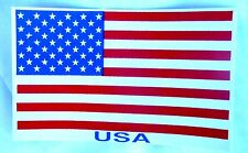 AUFKLEBER Sticker FLAGGE Flag USA Amerika (2)