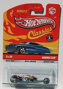 Hot wheels HW Classics Series 5 Hammer Sled 5/30 FNQHotwheels FJ70