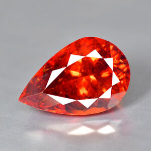 27X16X4 mm SZ-1024 Tempting Top Grade Quality 100/% Natural Grass Garnet Pear Shape Cabochon Loose Gemstone For Making Jewelry 17.25 Ct