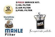 para FIAT DOBLO 1.9d 2001-2009 Kit de mantenimiento Filtro Aceite Aire