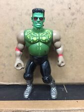 RARE Mannix Monsters Maniacs Horror Fighters Galaxy Warriors Remco MOTU #4
