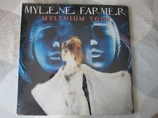 RARE LP vinyle MYLENE FARMER 3X33 TOURS MYLENIUM TOUR NEUF ET SCELLE 2000
