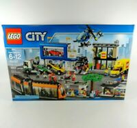 LEGO City Town City Square 60097 New in Sealed Damaged Box
