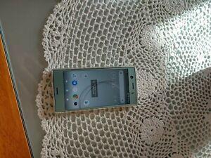 Sony Xperia XZ1 Compact blu