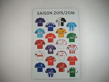 3.Liga Magnet-Trikot-Pins 15/16 Bundesliga Pin DFL 2015/2016 Neu Magnet Tabelle