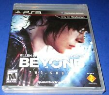 Beyond: Two Souls Sony PlayStation 3 *New *Factory Sealed! *Free Shipping!