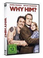 Why him? (NEU/OVP) James Franco, Bryan Cranston, Zoey Deutch