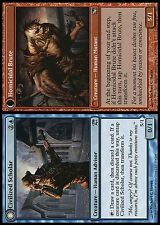 Civilized Scholar X4 EX/NM Innistrad MTG Magic Cards Blue Uncommon