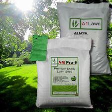 SHADY LAWN GRASS SEED 5kg & PRE-SEEDER FERTILISER 10kg (MULTI-SAVE PACK)