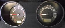 Lockwood VW Polo Mk3 (6N2) 00-02 Petrol & Diesel BLACK Dial Conversion Kit C979