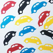 Cars Scrapbooking Birthday Party Decor Craft DIY Confetti
