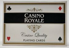 James Bond 007 Casino Royale Playing Cards (2 decks)