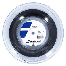 Babolat RPM Blast 16G 1.30mm (black) 660ft 200m Reel Tennis String