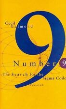 Number Nine : The Search for the Sigma Code by Cecil Balmond (1998) LIKENEW