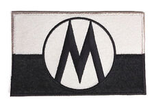 "Revolution TV Series Monroe's Army  4""  Embroidered Patch-FREE S&H(REVPA-02)"