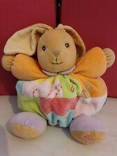 Kaloo Soft Toy Bunny Rabbit Comforter Rattle Plush Hug Toy
