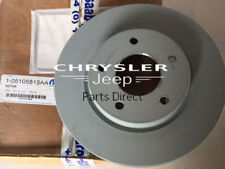 NEW DODGE CALIBER 2011 FRONT BRAKE DISCS 05105513AA SOLD AS PAIR