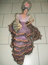 Vintage flamenco Marin Chiclana doll from Spain