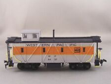 Roundhouse - Western Pacific - Outside Braced Caboose + Wgt # 6437