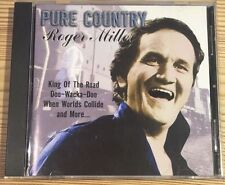 Roger Miller - Pure Country - RARE Collector VGC CD - FAST UK POST