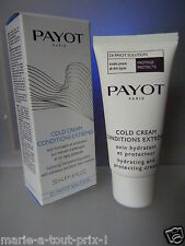 PAYOT COLD CREAM CONDITIONS EXTREMES SOIN HYDRATANT PROTECTEUR FROID ROUGEURS