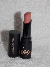 BareMinerals Your Kiss On My List Mini Gen Nude Radiant NUDIST Lipstick .04 oz