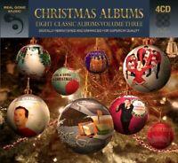 8 CLASSIC CHRISTMAS ALBUMS VOL.3  4 CD NEW+  JACKY GLEASON/PAT BOONE/+