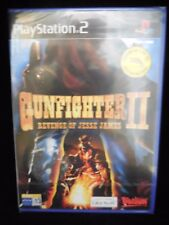 Gunfighter 2 II Revenge of Jesse James para la Sonyps2 usado completo