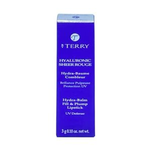 By Terry Hyaluronic Sheer Rouge Hydra-Balm Fill & Plump Lipstick 9 Dare To Bare