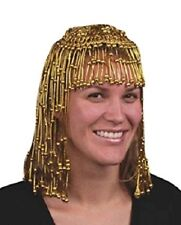 Egyptian Head Piece Headpiece Cleopatra Pharaoh King Queen Costume Accessory