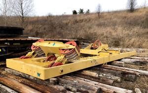 Manitowoc Crane - 43321 30' Gantry w/ Sheaves