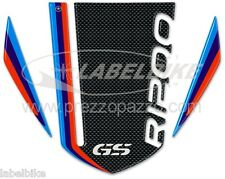 STICKERS KIT GEL PROTECTION RALLY TOECAP compatible MOTO BMW GS R1200 2008-2012