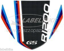KIT DE PEGATINAS GEL PROTECCIÓN RALLY PUNTERA compatible MOTO BMW GS R1200 08-12