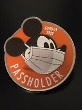 Disney Pin Mickey Mouse Annual Passholder Pin Mickey In...
