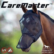 Harrison Howard CareMaster Masque de protection anti mouche Anti UV avec Naseaux