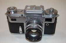 Kiev Vintage Rangefinder Camera