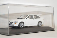 Minichamps Ford Escort Cosworth Street version white weiss 1/43