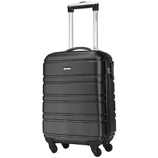 CheckIn Paradise Miami 4 Wheels  Trolley Suitecase  55 cm (schwarz)