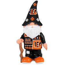 Cincinnati Bengals Ugly Sweater Gnome
