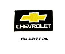 Embroidered CHEVROLET TRUCK CHEVY CAR PICKUP Logo Patch Iron on Sew Jacket