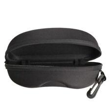 Portable Travel Zipper Sunglasses Hard Case Protector Eye Glasses Storage Box
