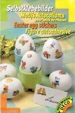 Heitmann Braun - 23 Easter Egg Stickers Selbst-klebebilder
