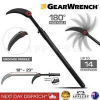 GearWrench 29 inch Extendable Pry Bar Indexing Head Mechanics Demolition Tool