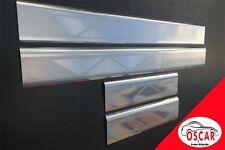 Designer Chrom Einstiegleisten 4tlg 4-trg Edelstahl VW TOUAREG I ab 2003-2007