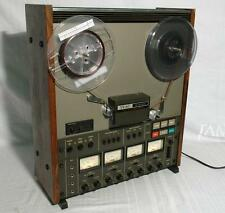 TEAC A3440 4 Track 3 Head Simul Sync Reel to Reel Tape Recorder Vintage